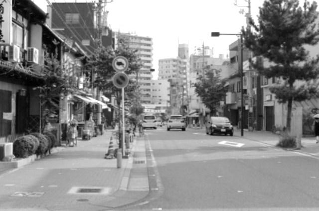 普段の覚王山日泰寺参道