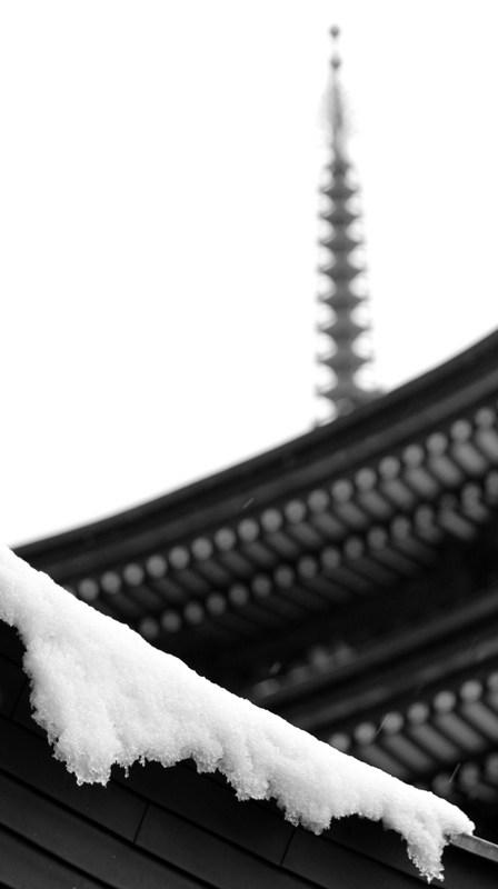 雪の日泰寺